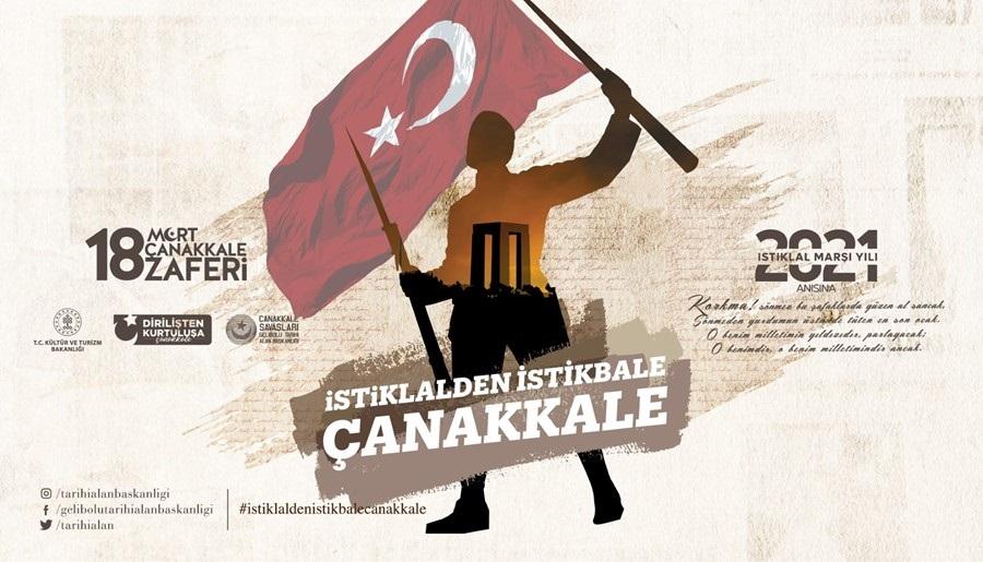 Bölge Müdürümüz Sn. Recep BİLGİN'in 18 Mart Çanakkale Zaferi Mesajı